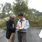 05--生物機電系張仲良老師與數位無限公司陳文裕總經理進行交流